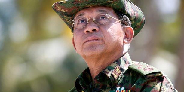 Rohingyas: washington sanctionne le chef de l'armee birmane[reuters.com]