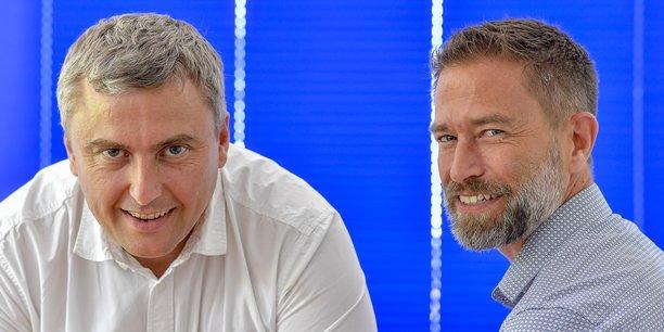 Grégory Verdon (Soditel) et Cédric Moncoqut (Cap Info) ont été désignés à la tête du Centre des jeunes dirigeants de Bordeaux pour un mandant de deux ans qui s'achèvera en juillet 2020.