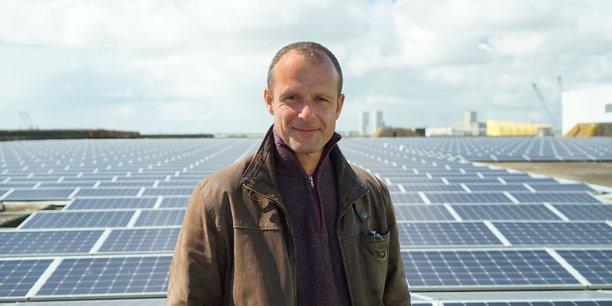 Olivier Houdaille, directeur général de Lumo