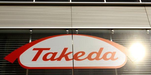 Takeda lance la vente d'un portefeuille de medicaments en europe[reuters.com]