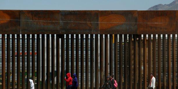 Washington envoie de nouveaux renforts a la frontiere mexicaine[reuters.com]