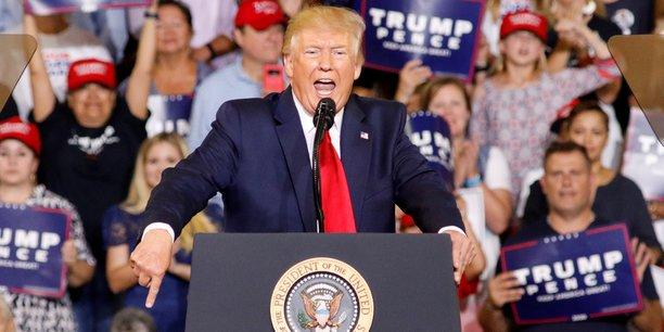 Trump intensifie ses attaques contre des elues democrates[reuters.com]