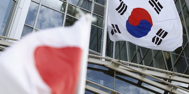 Tokyo pourrait porter son litige diplomatique avec seoul devant la cpi[reuters.com]