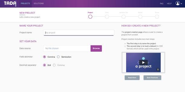 """La startup de la semaine : MyDataModels mise sur le """"small data"""" en entreprise"""