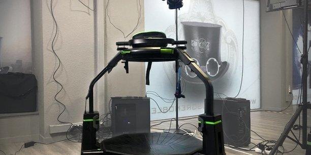 Réalité virtuelle : Le Nautilus embarque les joueurs à Grenoble