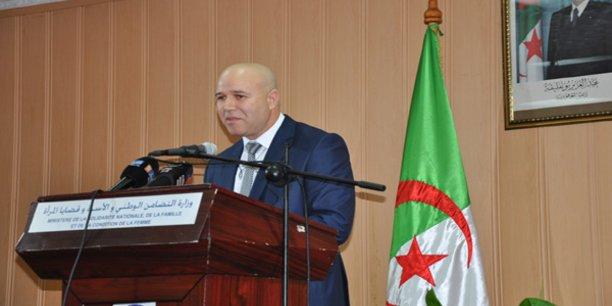 Abderrahmane Arar, président du Forum civil pour le changement.