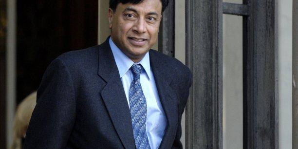 La fortune estimée de Lakshmi Mittal, le patron d'ArcelorMittal, le place parmi les 0,0001% des humains les plus riches. ©