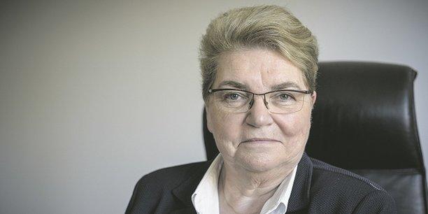 Catherine Geindre, Directrice générale des HCL.