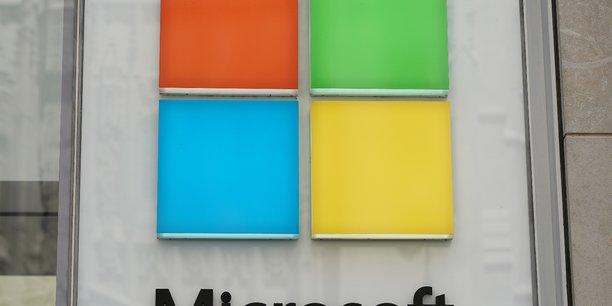 Microsoft bat les attentes mais la croissance d'azure ralentit[reuters.com]