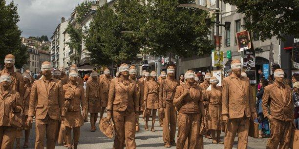 Aurillac, capitale européenne des arts de la rue