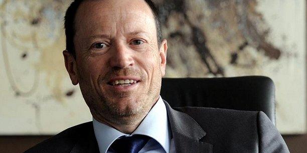 Le CEO d'Ethics Group, Thierry Pédeloup