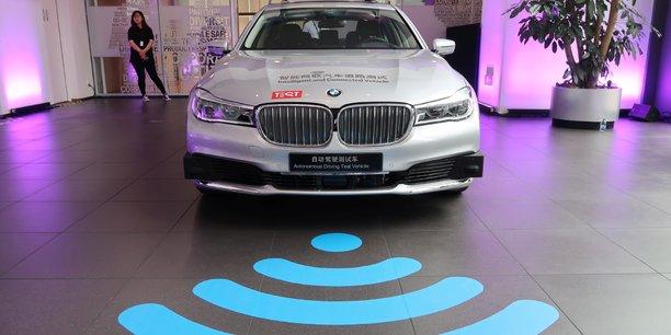 Bmw et tencent s'allient dans la voiture autonome en chine[reuters.com]