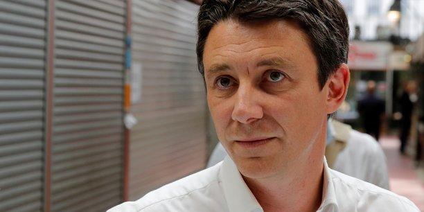 Entree en campagne delicate pour griveaux a paris[reuters.com]