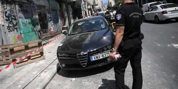 La capitale grecque ebranlee par un seisme de magnitude 5,1[reuters.com]