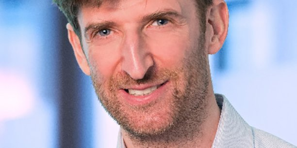 Philippe Vignal, directeur général de EnBW Energies Renouvelables
