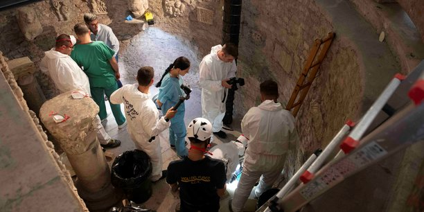 Affaire orlandi: deux ossuaires ouverts au vatican[reuters.com]