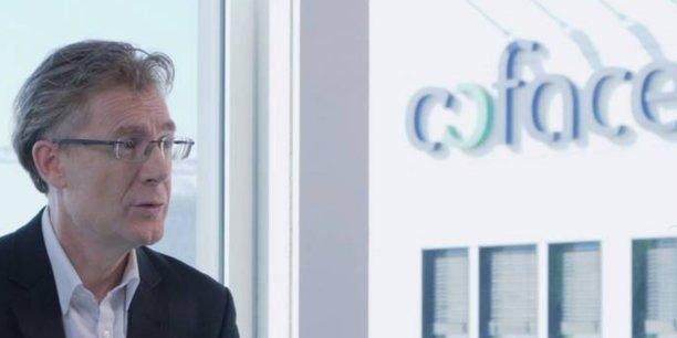 Xavier Durand le directeur général de la Coface