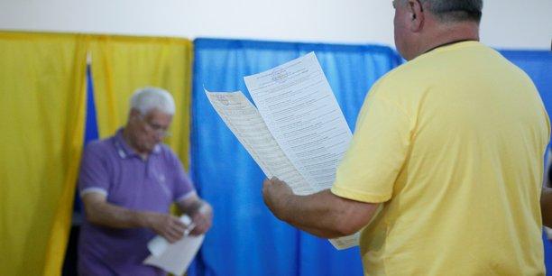 Elections legislatives anticipees en ukraine[reuters.com]