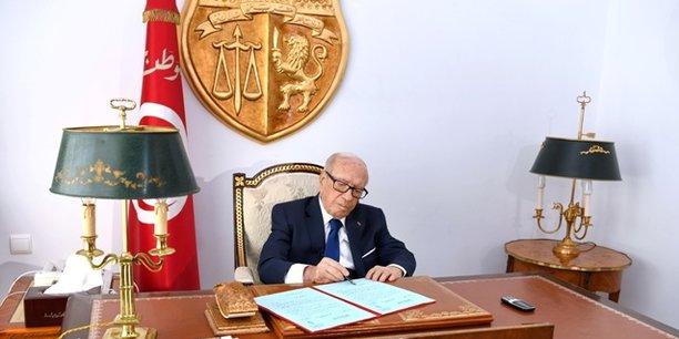 Elections en Tunisie : Béji Caid Essebsi invalide les amendements au code électoral
