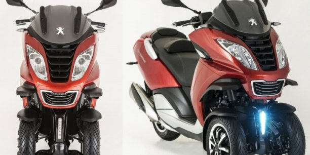 les scooters peugeot vont ils rouler pour mahindra mahindra. Black Bedroom Furniture Sets. Home Design Ideas