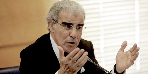 Abdellatif Jouahri, gouverneur de Bank Al-Maghrib