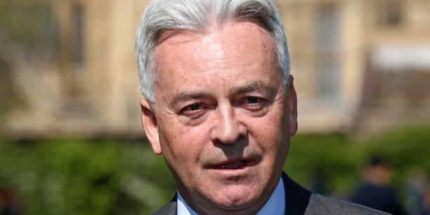 Demission d'alan duncan, numero deux du foreign office[reuters.com]