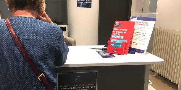 Ma French Bank est commercialisée dans 2000 bureaux de poste.
