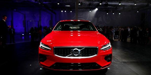 Volvo cars rappelle plus de 500.000 vehicules[reuters.com]