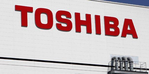 Toshiba memory songe a des acquisitions dans les centres de donnees[reuters.com]