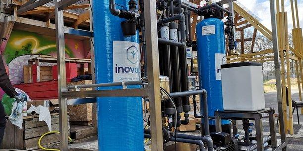 [Crise de l'eau 2/5] Inovaya : l'atypique Monsieur Propre des eaux industrielles