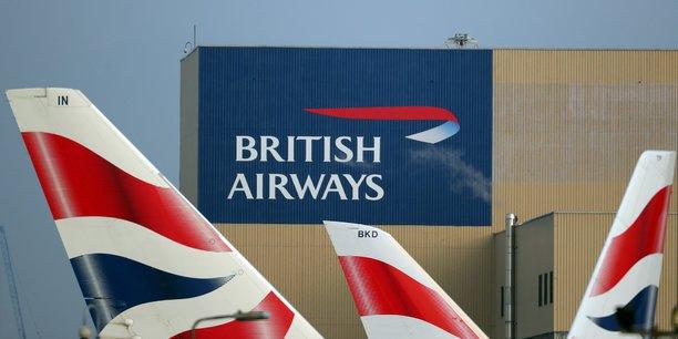 Les pilotes de british airways votent la greve, pas de date[reuters.com]