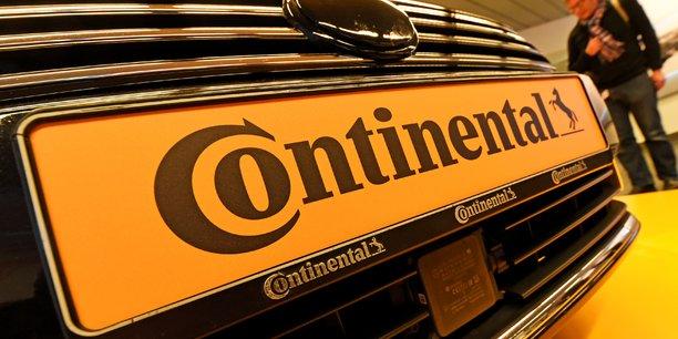 Automobile: continental avertit sur ses resultats annuels[reuters.com]