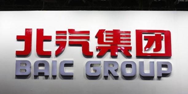 Le chinois baic prend 5% de daimler[reuters.com]