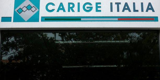 Le fonds bancaire italien ouvre la voie au sauvetage de carige[reuters.com]