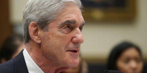 Le procureur Robert Mueller