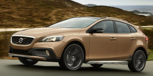 Volvo V40 Cross Country Copyright Volvo