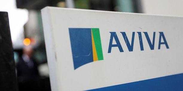 L'assureur britannique Aviva compte verser un dividende en 2021 au titre de l'exercice 2020 et s'engage à le faire progresser d'au moins 5% par an sur les prochaines années.