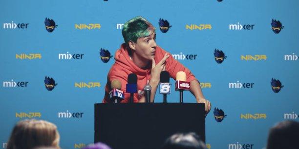 Le streamer le plus populaire de Twitch, Tyler Ninja Blevins, quitte la plateforme pour rejoindre Mixer, la plateforme concurrente de Microsoft.