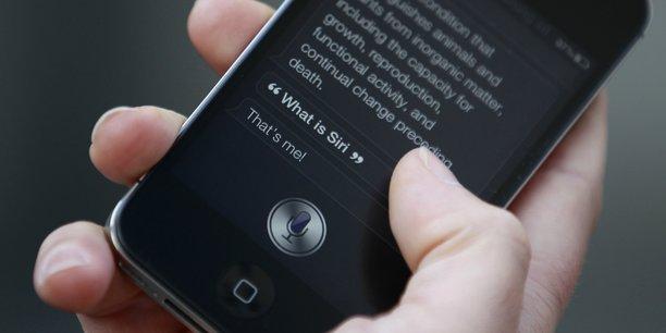 Selon Apple, moins de 1% des activations quotidiennes de Siri est utilisé pour les écoutes par des humains.