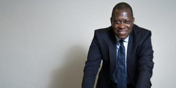 Kako Nubukpo, économiste togolais, ancien ministre de la Prospective et de l'évaluation des politiques publiques du Togo.