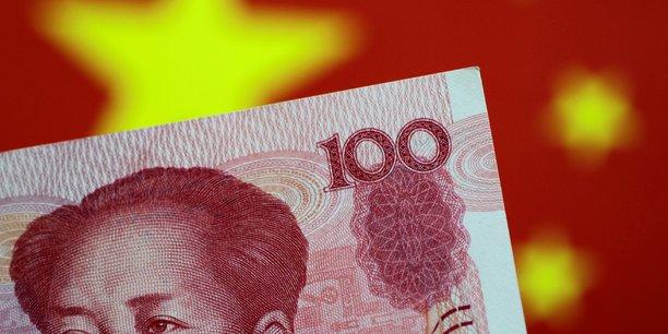 Chine: les banques publiques en soutien au yuan via des derives[reuters.com]