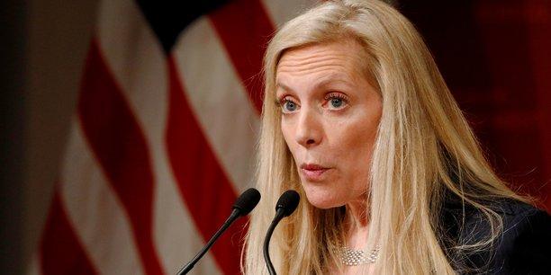 Lael Brainard (57 ans) est membre du conseil des gouverneurs de la Réserve fédérale américaine depuis 2014, nommée par le président Obama lors de son deuxième mandat. Elle préside notamment les comités de la stabilité financière, de la consommation, des paiements et de la compensation.