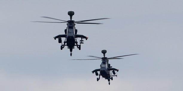L'allemagne immobilise ses helicopteres tigre apres une alerte[reuters.com]