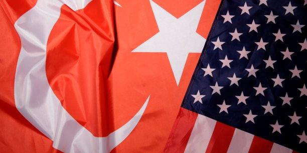 Syrie: turquie et usa vont creer un centre d'operations conjointes[reuters.com]