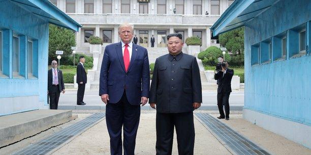 Trump a recu une tres belle lettre de kim jong-un[reuters.com]