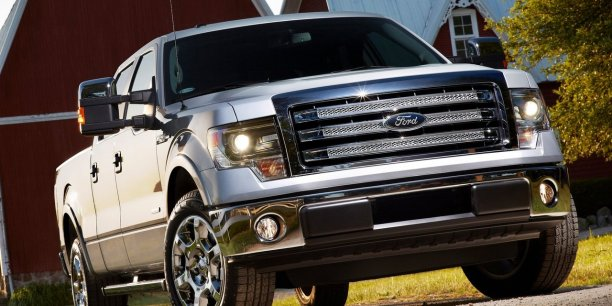 FORD F Copyright  Ford