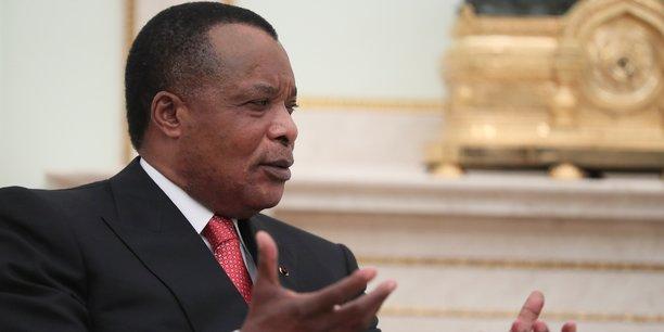 C'est une nouvelle qui nous réjouit tous, car c'est le résultat d'un long processus qui a commencé dans les années 80, a indiqué le président de la république du Congo, Denis Sassou Nguesso.