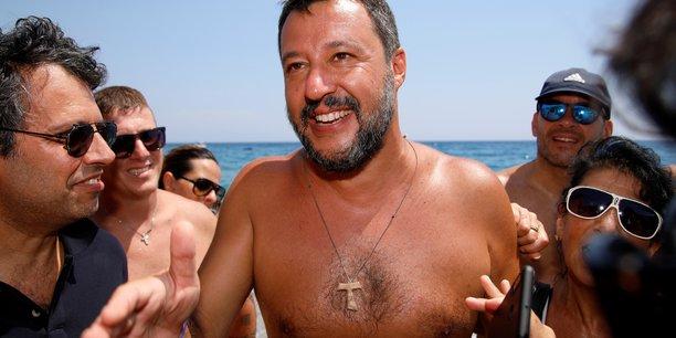 Pourquoi Matteo Salvini est-il si populaire en Italie