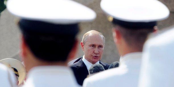 La russie en avance dans la course aux armes nucleaires[reuters.com]
