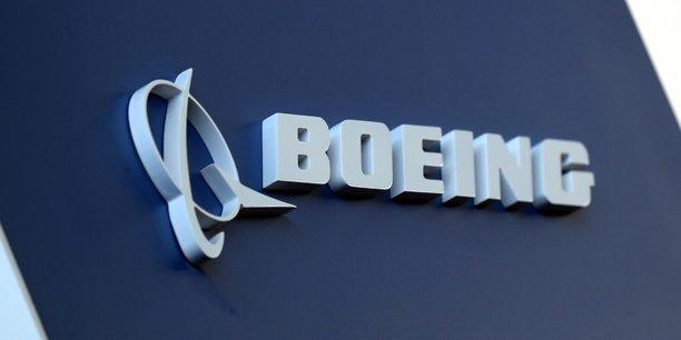 Boeing: chute de 38% des livraisons d'avions sur janvier-juillet[reuters.com]